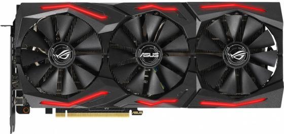 Видеокарта ASUS nVidia GeForce RTX 2060 SUPER ROG Strix PCI-E 8192Mb GDDR6 256 Bit Retail ROG-STRIX-RTX2060S-8G-GAMING цена 2017
