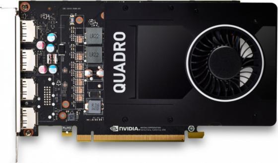 Видеокарта PNY Quadro P2200 VCQP2200-PB PCI-E 5120Mb GDDR5X 160 Bit Retail