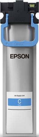 Фото - Картридж Epson C13T945240 для Epson WorkForce Pro WF-C5290DW WorkForce Pro WF-C5790DWF 5000стр Голубой картридж epson c13t789240 для wf 5110dw wf 5620dwf голубой 4000стр