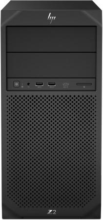 HP Z2 G4 TWR Intel Xeon E-2174G(3.8Ghz)/8192Mb/256SSDGb/DVDrw/war 3y/Win10p64forWorkstations цена и фото