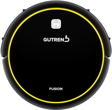 лучшая цена Робот-пылесос GUTREND FUSION 150 (черный/желтый)