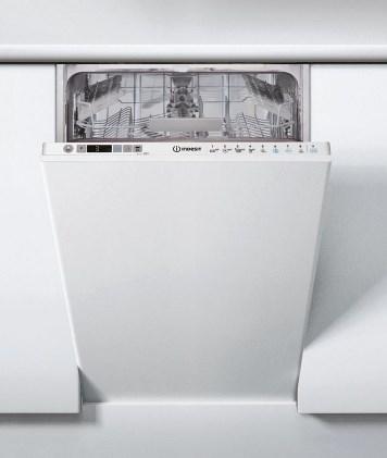 Посудомоечная машина Indesit DSIC 3T117 белый машина посудомоечная встр indesit dsic 3t117 45см 10комп 9прог