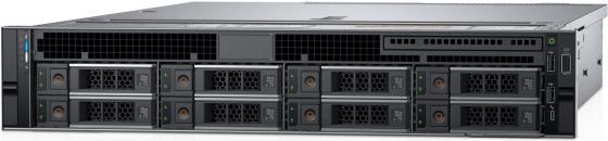 PowerEdge R540 (2)*Silver 4110 (2.1GHz, 8C), 32GB (2x16GB) RDIMM, No HDD (up to 8x3.5), PERC H730P+/2GB int, Riser 1FH + 4LP, Integrated DP 1Gb LOM, DVD-RW, iDRAC9 Enterprise, PSU (1)*750W, Bezel, ReadyRails, 3Y Basic NBD