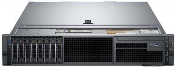 """PowerEdge R740XD (2)*Silver 4114 (2.2GHz, 10C), 32GB (2x16GB) RDIMM, No HDD (up to 24x2.5""""), PERC H730P+2GB LP, Riser config #5 (7FH + 1LP), Broadcom 5720 QP 1Gb BT LOM, iDRAC9 Enterprise, RPS (2)*750W, Bezel w/o QuickSync, ReadyRails with CMA, 3Y ProSupport NBD"""