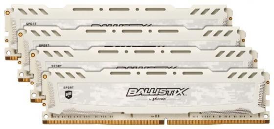 Купить Оперативная память 16Gb (4x4Gb) PC4-19200 2400MHz DDR4 DIMM CL16 Crucial BLS4K4G4D240FSC