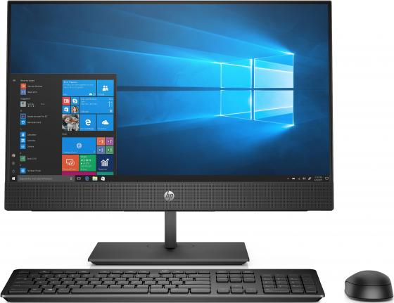 HP ProOne 440 G5 AiO 23.8(1920x1080 IPS)/Intel Core i5 9500T(2.2Ghz)/8192Mb/256PCISSDGb/DVDrw/WiFi/war 1y/W10Pro + HDMI Port hp proone 600 g4 aiot 21 5 1920x1080 ips touch intel core i5 8500 3ghz 8192mb 256ssdgb dvdrw bt wifi war 3y w10pro wireless slim kbd