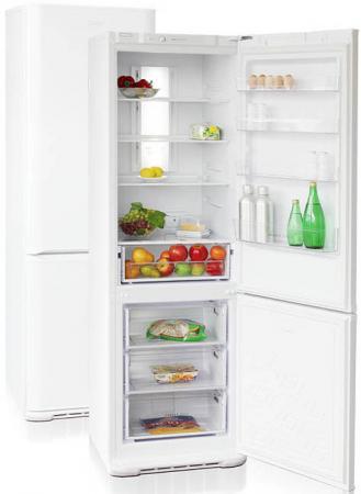 лучшая цена Холодильник Бирюса Б-360NF белый (двухкамерный)