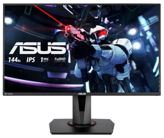 Монитор Asus 27 VG279Q IPS 1920x1080 144Hz FreeSync 400cd/m2 16:9
