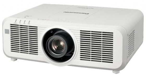 Фото - Проектор Panasonic PT-MZ770LE 1920x1200 8000 люмен 300000:1 белый проектор panasonic pt ew650le
