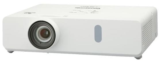 Фото - Проектор Panasonic PT-VW360 1280x800 4000 люмен 20000:1 белый проектор panasonic pt ew650le
