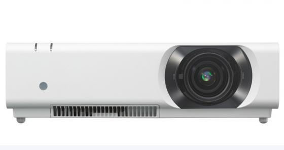 Проектор Sony [VPL-CH355] 3LCD (0,64), 4000 ANSI Lm, WUXGA, 2500:1, (1,5-2,2:1), Lens shift, Коррекция геометрии, VGA, HDMI x2, Composit, S-Video, Audio IN x2, VGA OUT, Audio Out, RS-232C:D-sub 9-pin, RJ45 - HDBaseT, 5,7 кг.