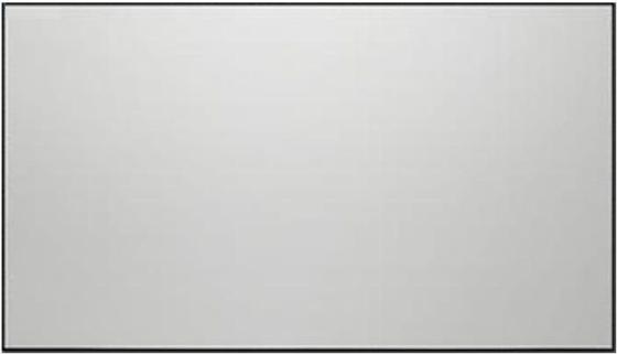 Фото - [LCTB-100103] Экран Lumien Cinema Thin Bezel 125x215 см (раб. область 123х213 см) (96) Matte White,тонкая алюминиевая рама 1 cм, 16:9 (2 места) кеды мужские vans ua sk8 mid цвет белый va3wm3vp3 размер 9 5 43
