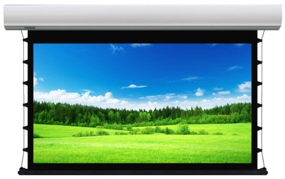 Фото - [LCTC-100136] Экран с электроприводом Lumien Cinema Tensioned Control 155x235 см (раб.область 120х213 см 16:9) (96) Matte White Sound черн. кайма по периметру, доп.черная область 30 см, триггер., RS232, IR, RF управл. в комплекте, цвет корпуса белый кеды мужские vans ua sk8 mid цвет белый va3wm3vp3 размер 9 5 43