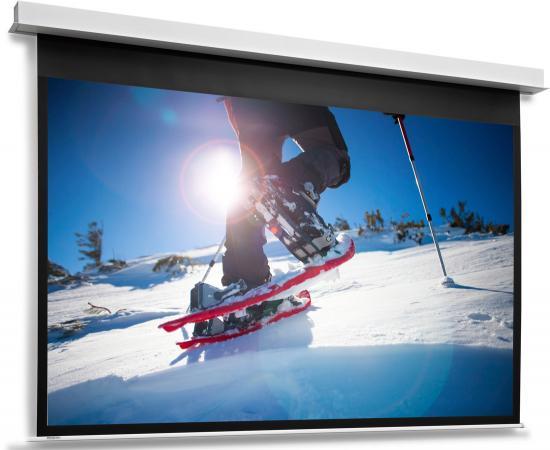 Фото - [10104765] Экран Projecta DescenderPro 139х240см (раб.обл. 129х230 см) (104) Matte White с эл/приводом 16:9 экран projecta homescreen 151х256см 106 139х240см видимый р р matte white 16 9