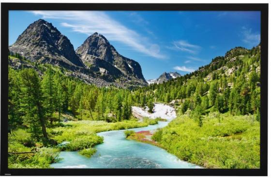 """[10600353] Экран Projecta HomeScreen Deluxe 151х256см (108"""") HD Progressive 0.6 16:9 deluxe проекционный экран deluxe dls m203x"""