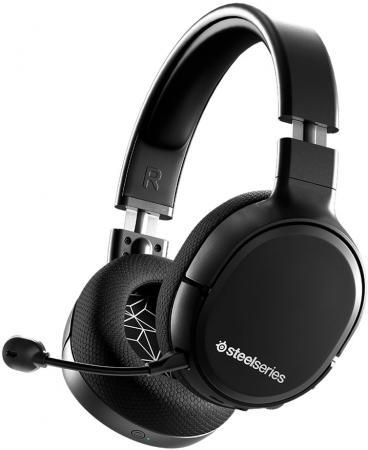 Фото - Наушники с микрофоном Steelseries Arctis 1 черный 3м мониторы Radio оголовье (61512) сапоги зебра 11130 1