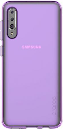 Купить Чехол (клип-кейс) Samsung для Samsung Galaxy A30s araree A cover фиолетовый (GP-FPA307KDAER)