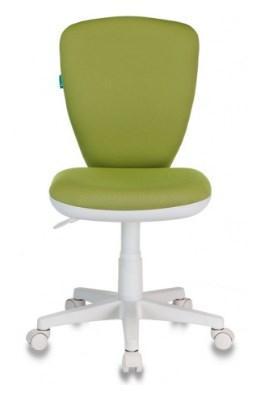 Кресло детское Бюрократ KD-W10/26-32 светло-зеленый