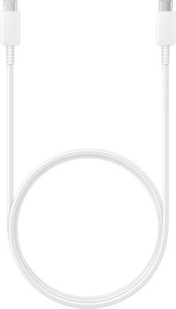 Фото - Кабель Type-C 1м Samsung EP-DN975BWRGRU круглый белый кабель type c 1м perfeo u4704 круглый белый