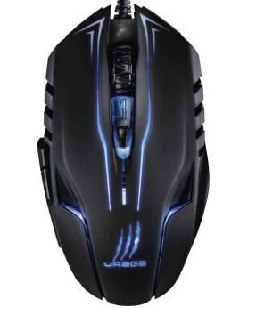 Мышь Hama uRage Reaper Ess черный оптическая (3200dpi) USB (6but) цена