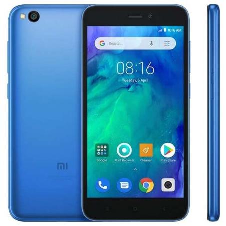 Смартфон Xiaomi Redmi Go синий 5 8 Гб LTE Wi-Fi GPS 3G Bluetooth 22326