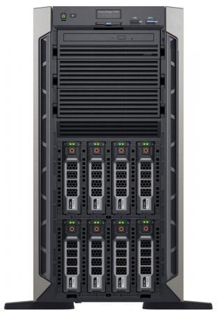 Купить Сервер Dell PowerEdge T440 2x5122 2x16Gb x8 1x1Tb 7.2K 3.5 SATA RW H730p FP iD9En 1G 2P 2x495W 3Y NBD (T440-5925-03)