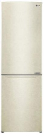 Холодильник LG GA-B419SEJL бежевый (двухкамерный) цена