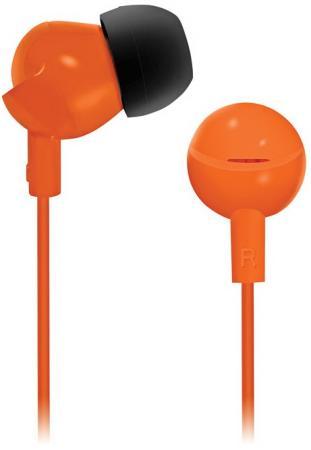 Наушники BBK EP-1104S оранжевый