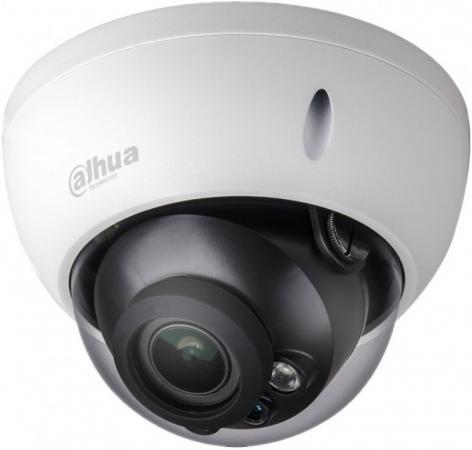 Камера видеонаблюдения Dahua DH-HAC-HDBW1400RP-Z 2.7-12мм HD СVI цветная корп.:белый камера видеонаблюдения dahua dh hac hdbw1200rp z 2 7 12мм hd сvi цветная корп белый