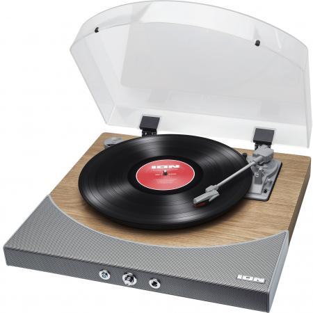 Проигрыватель винила ION Audio Premier LP частично автоматический дерево