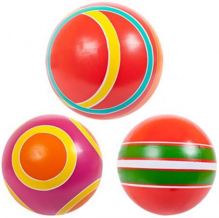 Мяч детский 15 см Планеты, ручное окраш., в ассорт.