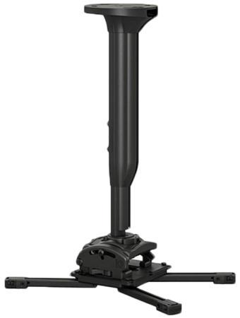 Фото - [KITMC030045B] Потолочный комплект для проектора Chief KITMC030045B нагрузка до 22 кг., длина штанги 30-45 см, микрорегулировки: пов. 3°, накл. 15°, вращ. 360°,черн. тетрадь 96л а5 клетка академия групп серия классика лакированная обложка 7877 3 eac