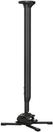 Фото - [KITMC080135B] Потолочный комплект для проектора Chief KITMC080135B нагрузка до 22 кг., длина штанги 80-135 см, микрорегулировки: пов. 3°, накл. 15°, вращ. 360°,черн. автокресло smart travel expert fix marsala 3 12 лет 15 36 кг группа 2 3 kres2072