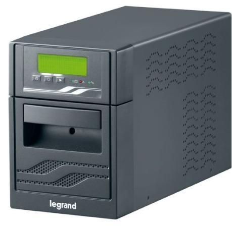 ИБП NikyS 1,5кBA IEC USB /RS232 [310020] Legrand Однофазный ИБП - Niky S - линейно-интерактивный - 1500 ВА - с выходными розетками МЭК