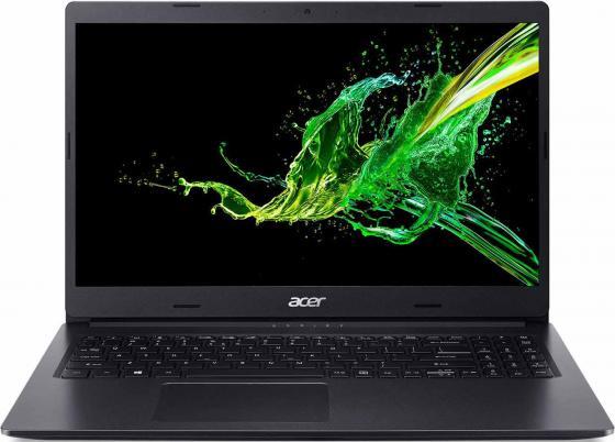 """Ноутбук Acer Aspire A315-55KG-32KS 15.6"""" 1920x1080 Intel Core i3-7020U 256 Gb 4Gb nVidia GeForce MX130 2048 Мб черный Linux NX.HEHER.005 цена и фото"""