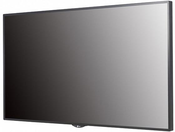 Фото - Мультисенсорная панель LED 49 LG 49LS75C-M черный 1920x1080 60 Гц VGA 1 x DVI-D DisplayPort USB RJ-45 варочная панель электрическая candy ch64xb черный