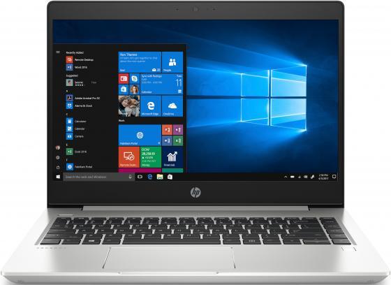 Ноутбук HP ProBook 445 G6 14 1920x1080 AMD Ryzen 5-2500U 256 Gb 8Gb AMD Radeon Vega 8 Graphics серебристый Windows 10 Professional 6EB98EA