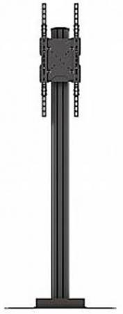 [S86LG] Стационарная напольная стойка Wize Pro S86LG для дисплея LG 86 Stretch в портретной ориентации VESA 200х600, до 68 кг. (3 места)
