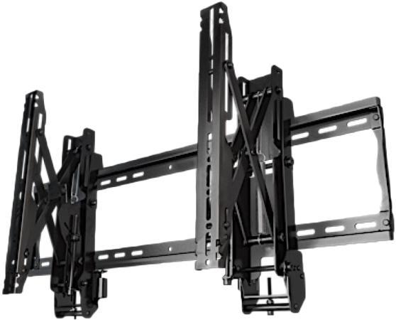 Фото - [VW46G3] Настенное крепление для видеостен Wize Pro VW46G3 с выдвижным механизмом, тех-гия push in-pop out,37 60+, регу-ка глубины, Max VESA 800x400 мм, до 68 кг, расстояние от стены 10-27 см, верт-ое/горизонт-ое выравн-ие, защита от кражи,черн. кочеев а а механика и теория относительности учебное пособие 2 ое издание исправленное