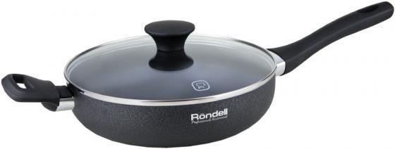1049-RDA Сотейник с кр. 24х6см Leistung Rondell 1026 rda cотейник с кр cardinaly 24х6см rondell
