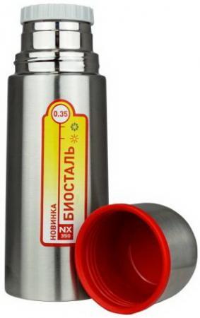 350-NX Термос BIOSTAL с узкой горловиной, 0.35 л. термос biostal 350 мл nb 350