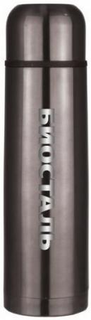 500V-NB Термос с узкой горловиной, цвет ВОРОНЕНАЯ СТАЛЬ, 0.5 л.