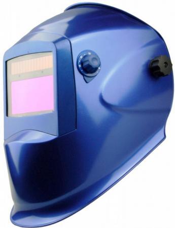 Маска сварщика FOXWELD Корунд-2 синяя АСФ foxweld dw300