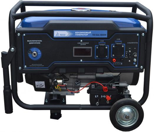 Бензогенератор TSS SGG 2800EN генератор бензиновый tss sgg 6000e