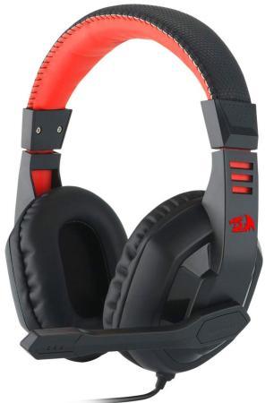 Гарнитура Redragon Ares красный + черный, кабель 2 м недорого