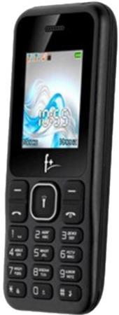 F+ F195 Black Мобильный телефон