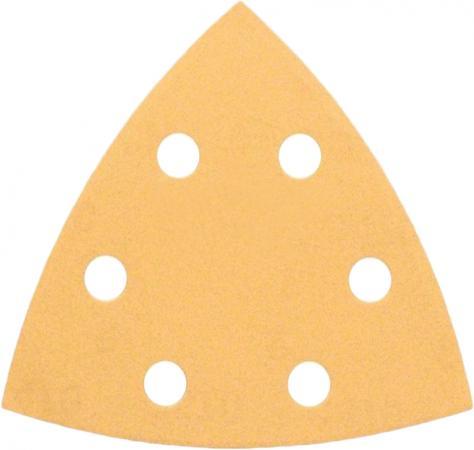Bosch 2608605149 5 шлифлистов 93мм К60 Best for Wood+Paint ролик для ручного шлифования и виброшлифмашин bosch best for wood 5 м