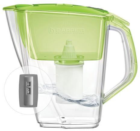 Фильтр-кувшин для воды Барьер В552Р00 фильтр кувшин барьер чемпион сочный апельсин опти лайт в654р00
