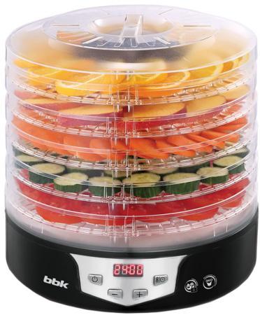 Сушилка для овощей и фруктов BBK BDH305D чёрная