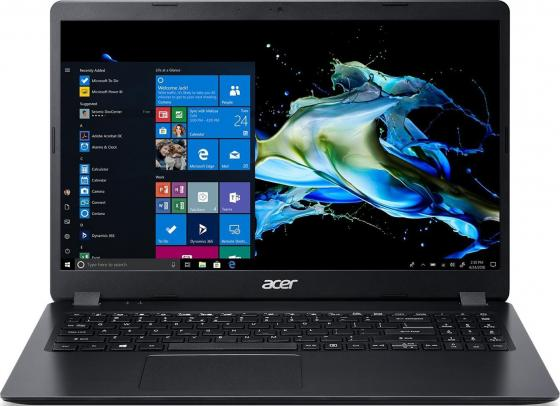 "Ноутбук Acer Extensa 15 EX215-51K-36Z9 Core i3 7020U/4Gb/500Gb/Intel HD Graphics 620/15.6""/FHD (1920x1080)/Linux/black/WiFi/BT/Cam цена и фото"